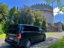 Appian way limo tour