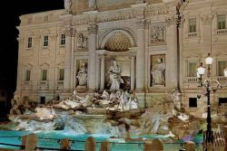Rome by Night Tour: Trevi Fountain